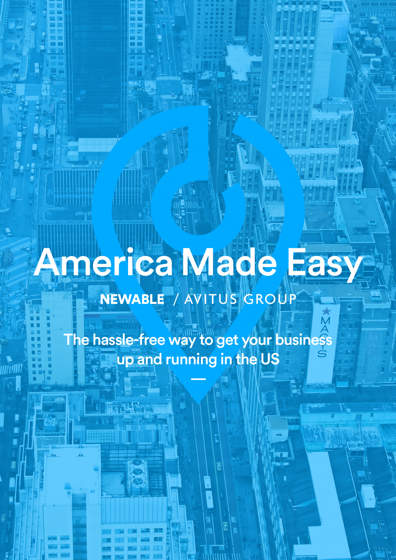 America Made Easy Cover