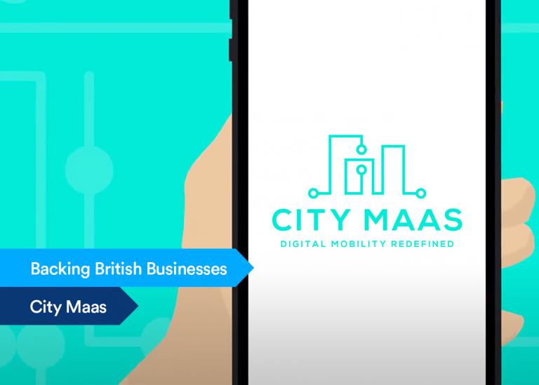 Backing British Businesses - CityMaas