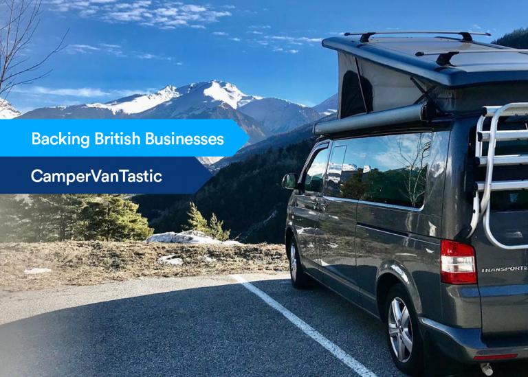 CamperVanTastic - Backing British Businesses