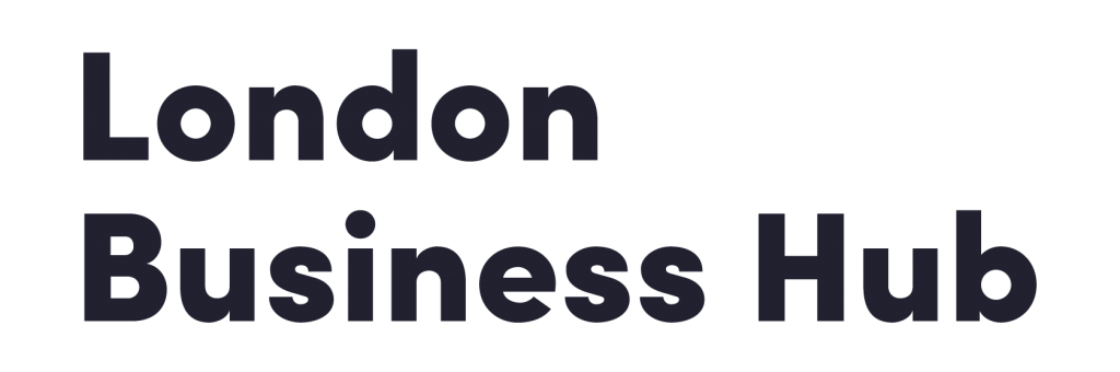London Business Hub Logo